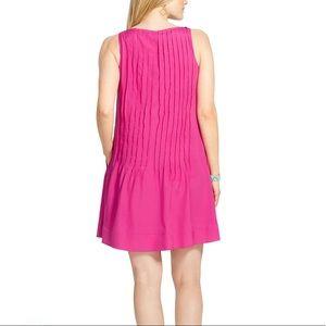 Lauren Ralph Lauren Dresses - Lauren by Ralph Lauren pink pleated dress pockets